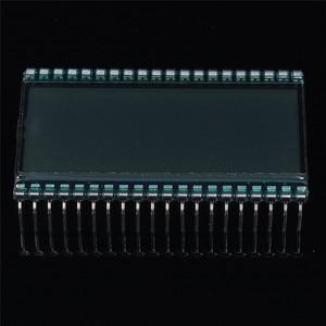 Image 3 - EDC190 4 Digit 7 Segment Lcd scherm Digitale Klok Buis Statische Rijden 3V 50.8x30.48x2.8mm halfdoorzichtige TN Positieve Display