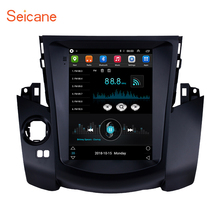 Seicane Android 6.0 9.7 inch for 2008 2009 2010 2011 Toyota RAV4 Car GPS Navigation Radio AUX WIFI support Carplay OBD2 SWC DVR for toyota corolla support year 2007 2008 2009 2010 with 3g wifi multi touch screen car dvd gps navigation build in bluetooth radio with rds analog tv aux