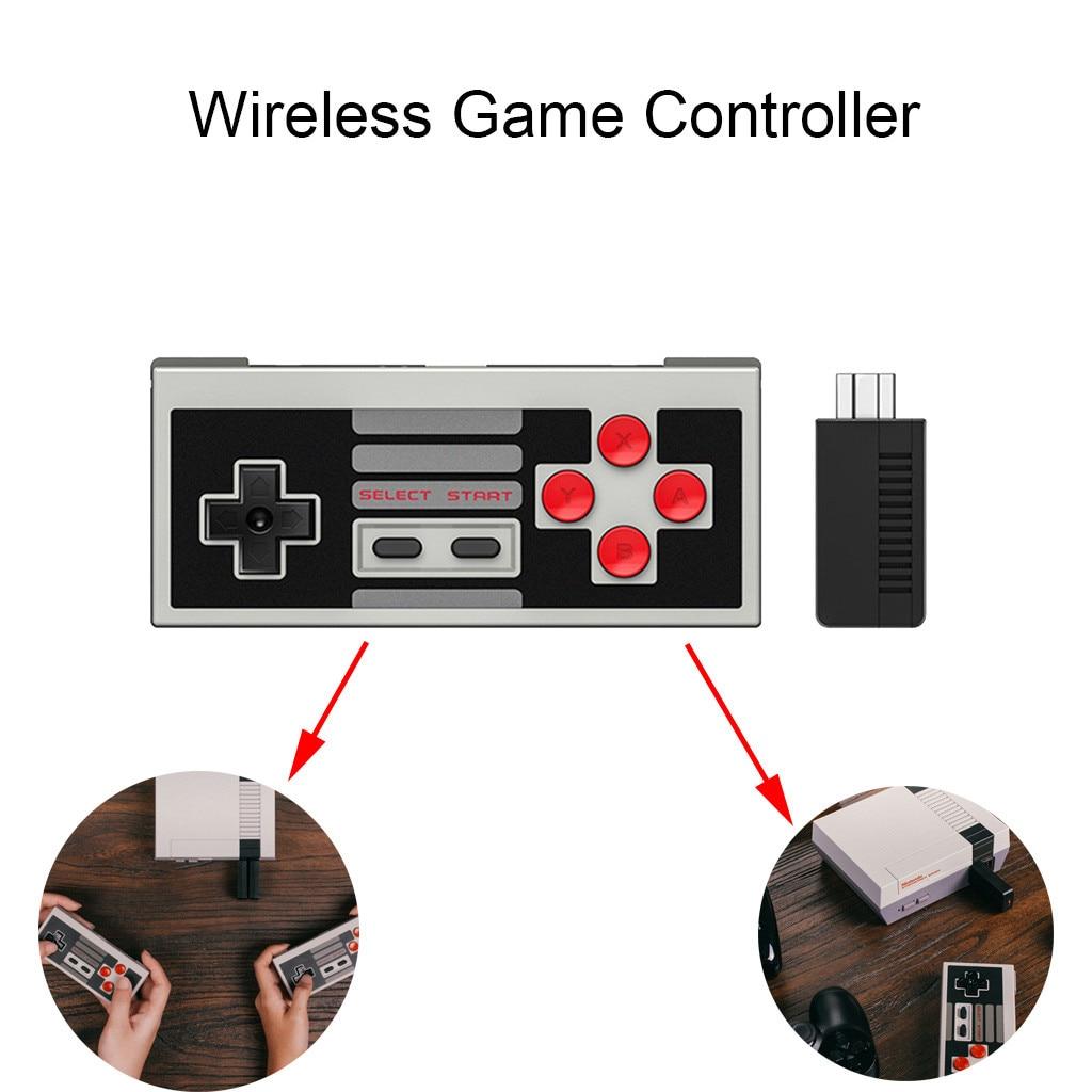2019 nouveau contrôleur de jeu sans fil pour NES édition classique manette de jeu avec récepteur Bluetooth Gamepad offre spéciale