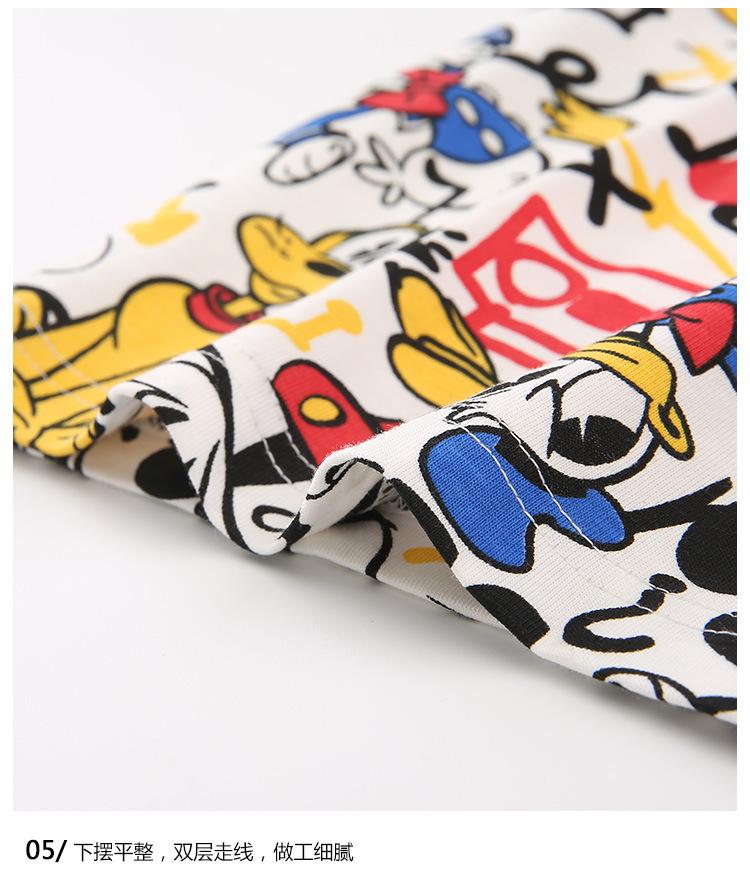 HTB1jFj4KMHqK1RjSZFEq6AGMXXaB - Disney children's clothes boys T-shIrt dress knitted Short-sleeve tshirt 2019 Summer Mickey fashion pure cotton camiseta t shirt