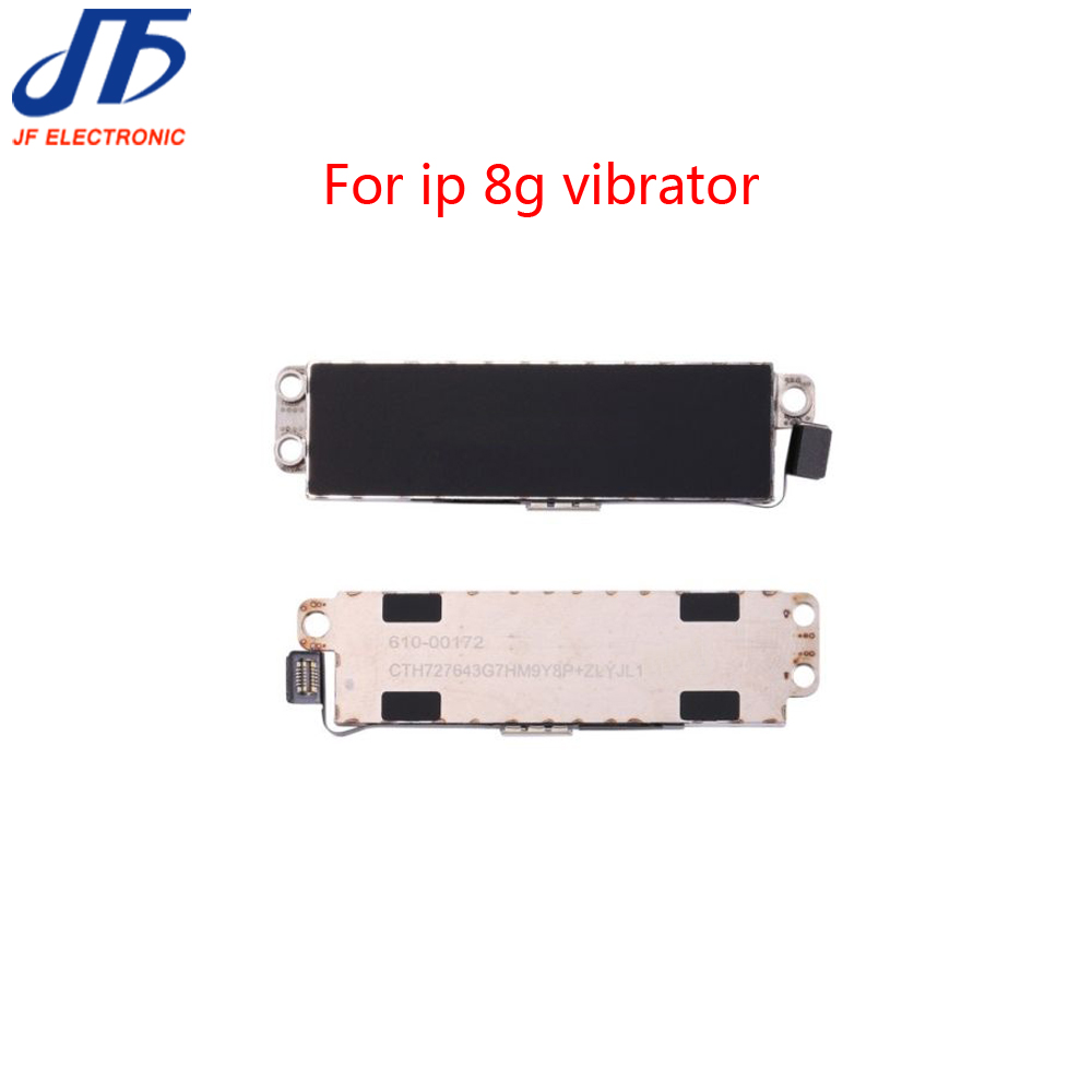 10pcs lot New Vibrator Replacement Parts For iPhone 8 8g 4 7 Vibration Motor Flex Cable