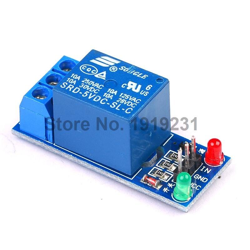 1 ШТ. 1 Канал 5 В Релейный Модуль Высокого уровня для СКМ Бытовая Техника Управления СВОБОДНОЙ ПЕРЕВОЗКОЙ ГРУЗА Для Arduino