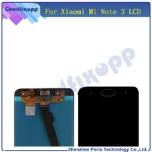 For Xiaomi Mi Note 3 LCD Display Touch Screen Digitizer Assembly Mi Note 3 Replacement Parts