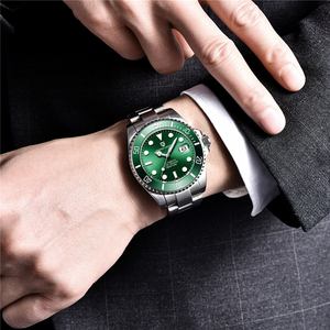 Image 3 - Pagani relógio mecânico automático, novo design de marca luxuosa, relógio mecânico automático masculino, de aço inoxidável, à prova d água, relógios mecânicos para homens, 2019