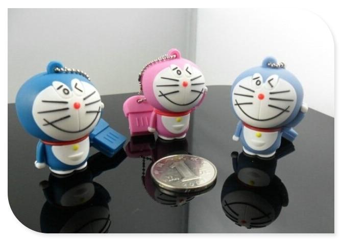 Cartoon usb flash drive Doraemon Jingle Cats USB Flash Drive USB Memory Drive Stick Pen Flash Drive Memory Stick S2 BB