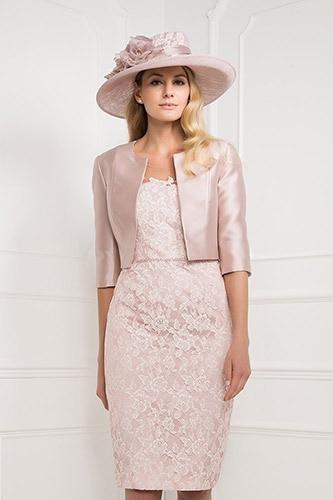 48637e1cda Encaje vestido de madrina hasta la rodilla más el tamaño lf2739 madre del novio  vestidos con