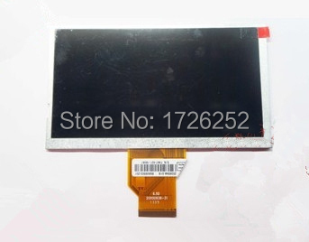 * 480 Wvga 20000938-31 Kabel Angenehme SüßE Noenname_null Innolux 6,5 Zoll Tft Lcd Display Ze065na-01b 800 rgb