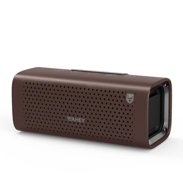 Mini Altavoz Bluetooth portátil inalámbrico sistema de sonido de altavoz estéreo 3D soporte envolvente de música Bluetooth, TF AUX USB