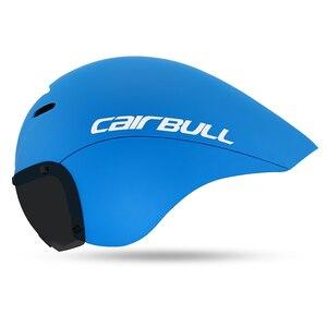 Image 5 - 速度自転車ヘルメットインモールドmtbロードバイクヘルメット空力サイクリングヘルメット乗馬エアロバイクヘルメット