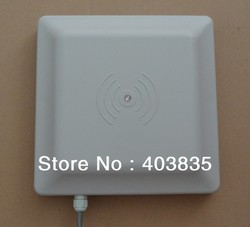 UHF RFID reader 6m long range reader ,RS232/485 with Wiegand +Free SDK (FCC approved) OEM