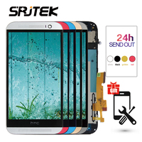 100 Original 5 1920x1080 HTC M8S LCD Touch Screen With Frame HTC M8S Display Digitizer Assembly