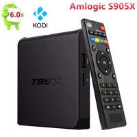 Origianl T95X Android 6 0 TV Box KODI17 1 Amlogic S905X Quad Core 4K 2 4G