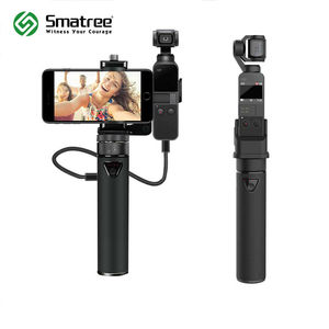 Image 1 - Smatree Portable Power Bank Stick for DJI Osmo pocket Camera 5000mAh Holder Set for OSMO Pocket for iPhone 11 Pro/XR/XS/8/7/6