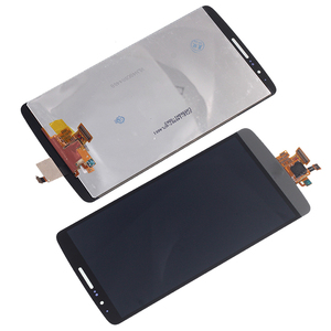 Image 2 - NEW DISPLAY for LG G3 LCD monitor IPS with touch screen digitizer component replacement for LG G3 D850 D851 D855 smartphone