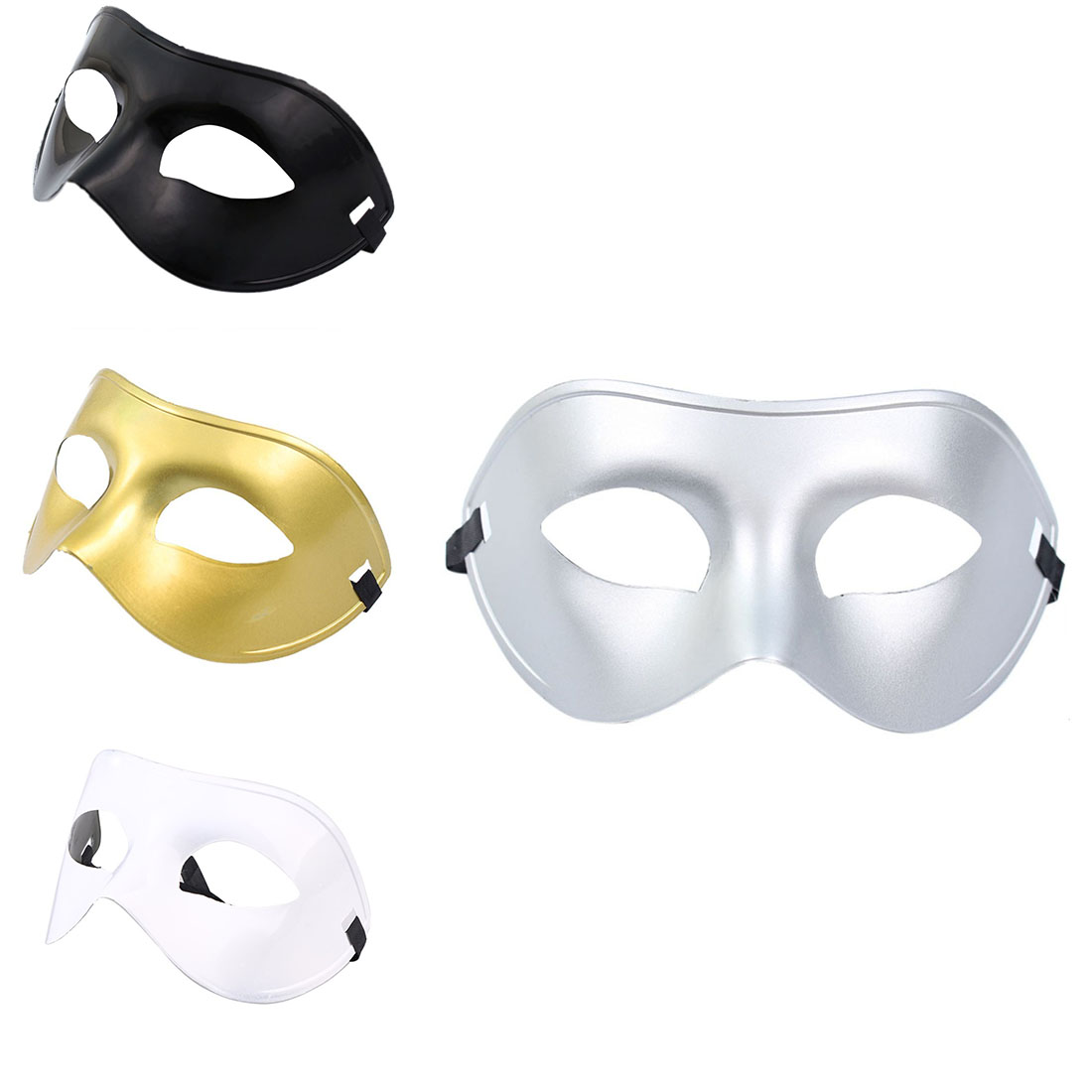 Masquerade Mask Face Unrecognizable Prank Guy Fawkes Adults Costumes Cosplay
