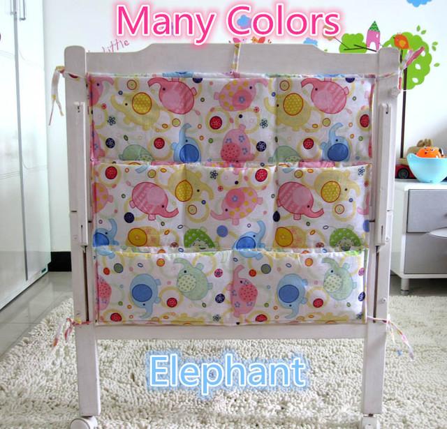 Promoção! Kitty Mickey 62 * 52 cm nova cama de bebê à prova d ' água pendurado cama de bebê saco de acessórios