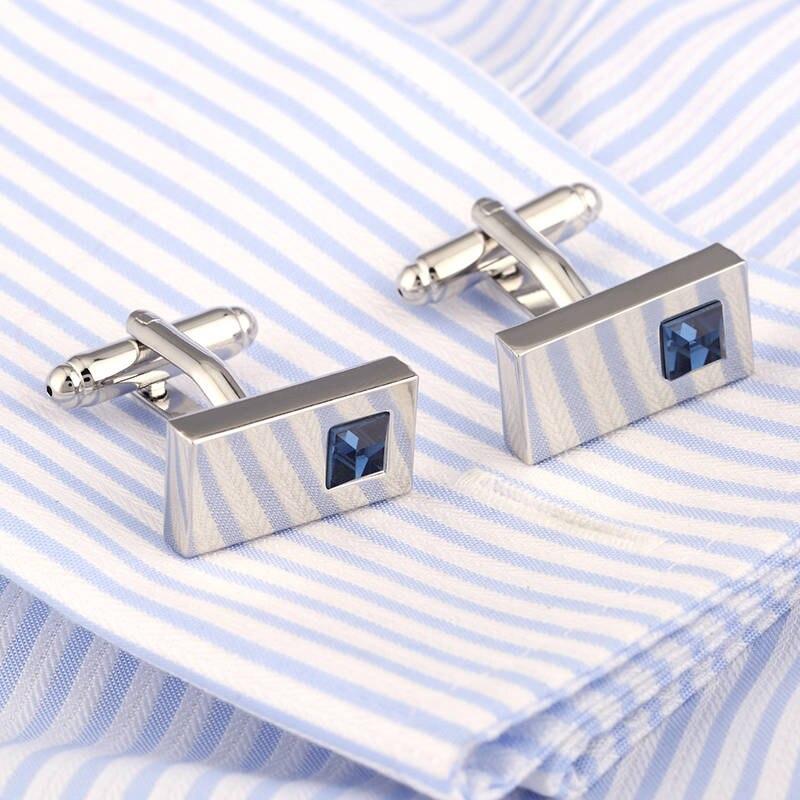 VAGULA Cuff links AAA Quality French Shirt Cufflinks Men Jewelry Wedding Gemelos  221