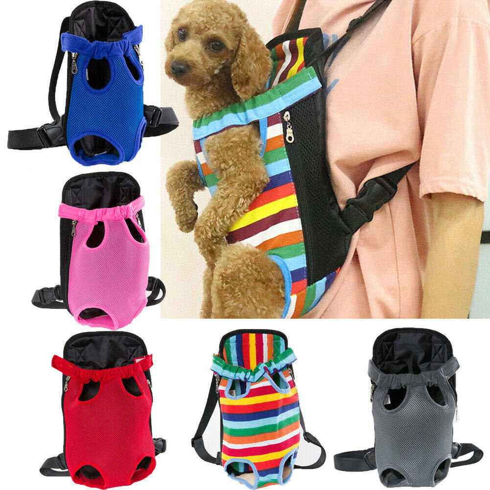 Pet Carrier Olx Pet Dog Carrier Bags Portable Travel Bag Pet Front Mesh Backpack Bag Double Shoulder Outdoor Pet Bags Products