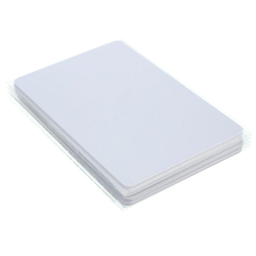 OWGYML 1PCS RFID Tag 125KHz TK4100/T5577 Copy And Readable ID Cards Proximity Fobs Access Control