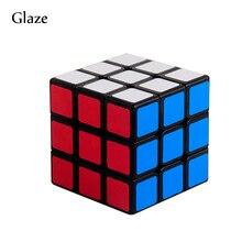 57 мм кубик Профессиональный магический скоростной кубик блок головоломка три слоя Cubo развивающие игрушки головоломка подарки