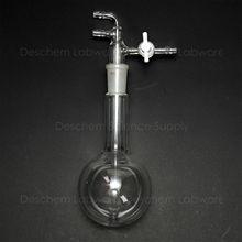 500 мл, 24/40, стекло Полный вакуумный сублимационный аппарат, лабораторная емкость Resevoir