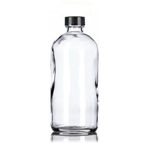 Image 4 - 4pcs 500ml Clear Glass Spray Bottles 16oz Empty Refillable Mist Stream Trigger Sprayer Containers for Essential Oils Cleaning