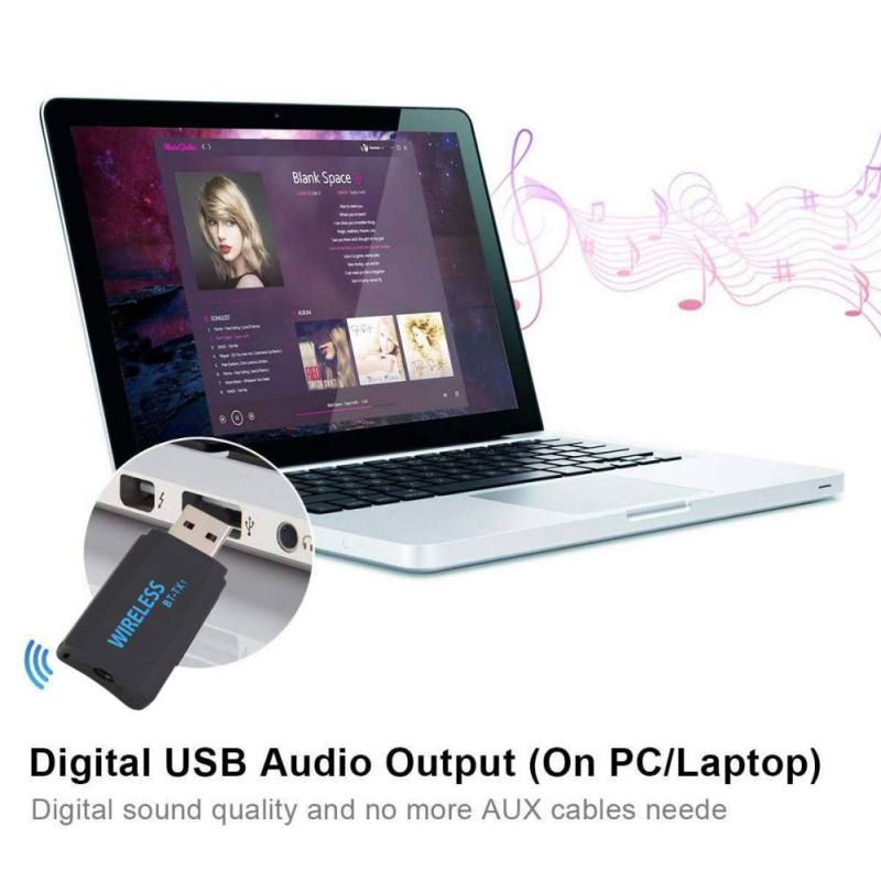 Intellektuell Tragbare 4,2 Bluetooth Sender Stereo Audio Usb Adapter Für Tv Pc Zu Bluetooth Kopfhörer/lautsprecher Usb Wireless Adapter Freigabepreis Unterhaltungselektronik