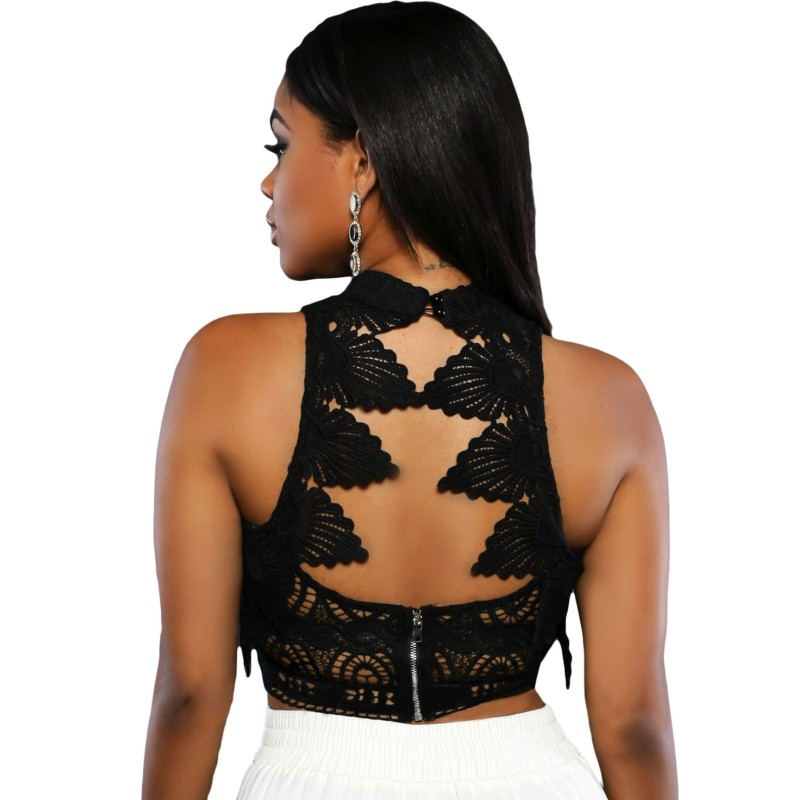 Black-Embroidered-Luxe-Crop-Top-LC25871-2-2_conew1
