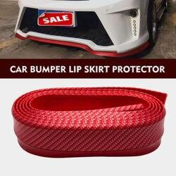 Universal 2,5 M Auto Aufkleber Carbon Fiber Schutz Vinyl Auto Wrap Blatt Rolle Film Wasserdichte Auto Aufkleber Rot