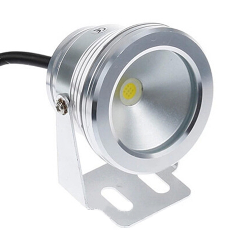 10W LED Swimming Pool Light Underwater Waterproof IP68 Landscape Lamp Warm/Cold White AC/DC 12V 900LM Diving Underwater Lights
