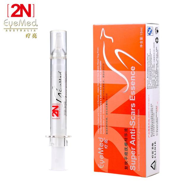 Puro creme cicatriz 2n eyemed eficaz para remoção da cicatriz da acne Manchas escuras Estrias Colágeno Da Pele Cuidados para o Rosto Anti Envelhecimento hidratante
