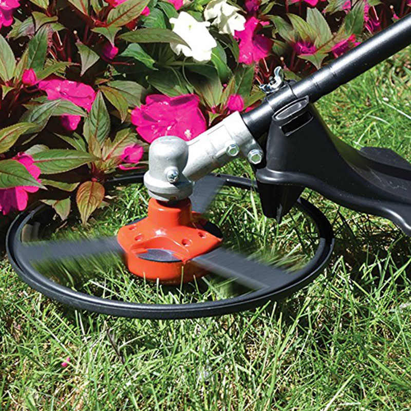 Lawn Trimmer Power Tools Electric Mower Head Exquisite Steel Combo Lawn Mower Grass Cutter Cordless Garden Tools