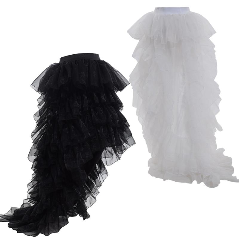 Black Organza Ruffle Elastic Trim   Crafts//Costume//Victorian//Goth