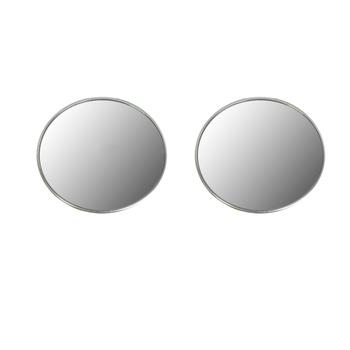 1 para 4 Cal samochód ślepa plamka lusterka gorąca sprzedaż lusterko wsteczne do ciężarówek lusterka wsteczne lusterko szerokokątne okrągłe tanie i dobre opinie Car Mirrors AUMOHALL 4 Inch Blind Spot Mirrors
