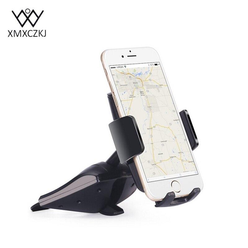 XMXCZKJ držák do auta 360 otočný držák na auto držák do auta Držák mobilního telefonu univerzální pro iPhone Samsung Huawei Xiaomi GPS stojan