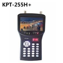 Genuine!!  KPT-255H+ Super Digital TV Receiver Encoder Modulator Full HD DVB-S2 Sat Finder Watch Free Channels Satellite