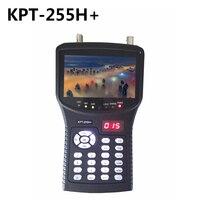 Genuine!! KPT 255H+ Super Digital TV Receiver Encoder Modulator Full HD DVB S2 Sat Finder Watch Free Channels Satellite