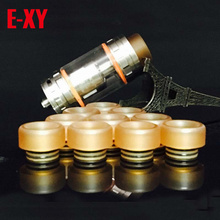 810 PEI drip tips 810 Vape Drip Tips E Cigarette wide bore Mouthpiece for Kennedy Mad Dog Tank RBA atomizer 100PCS/LOT