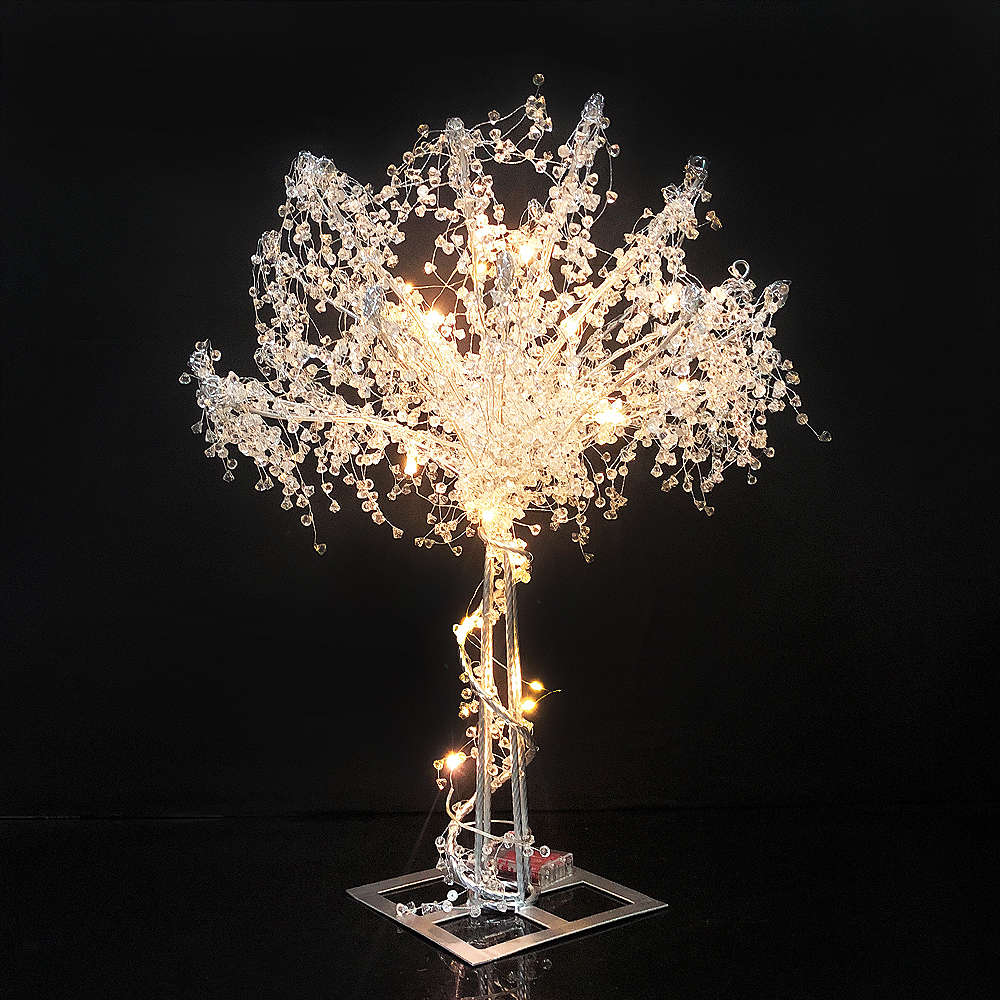 2pcs/lot Wedding Acrylic Tree Centerpiece Wedding Decorations Party Decorations