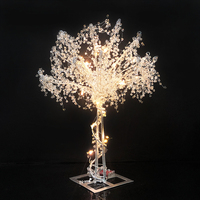 2pcs/lot Wedding Acrylic Tree Centerpiece Wedding Decorations Party Decorations