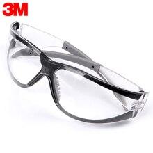 3M 11394 защитные очки, очки, анти-запотевающие, анти-песочные, ветрозащитные, пыленепроницаемые, прозрачные очки, защитные рабочие очки