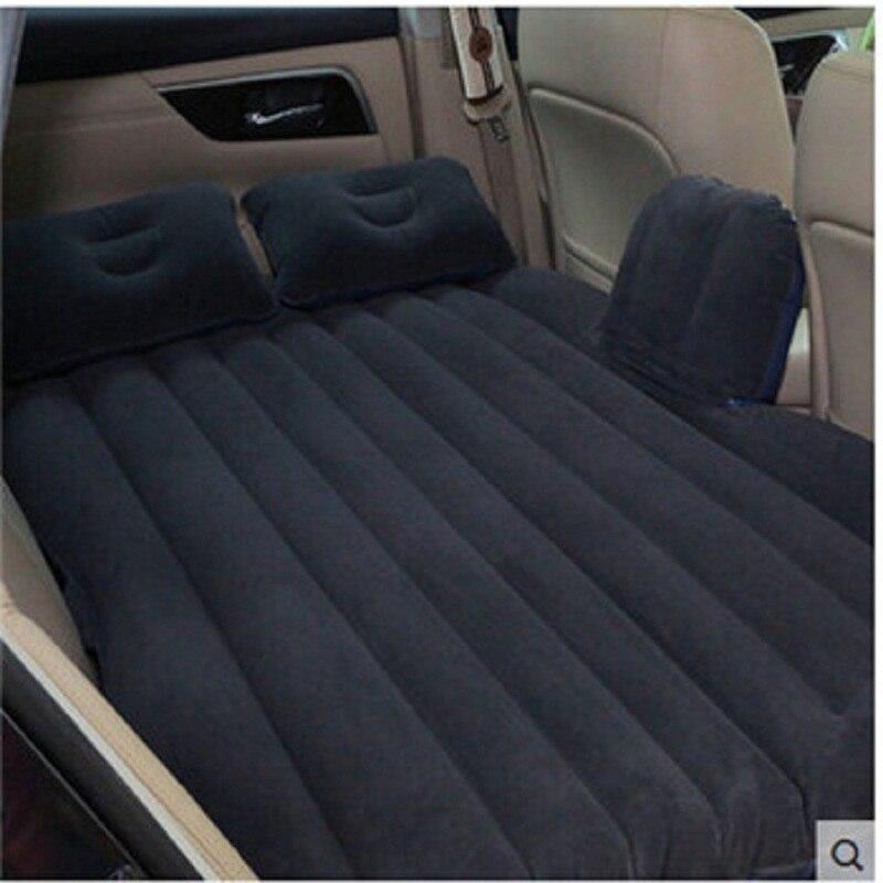 Car Back Seat Inflatable Air Mattress Bed Camping