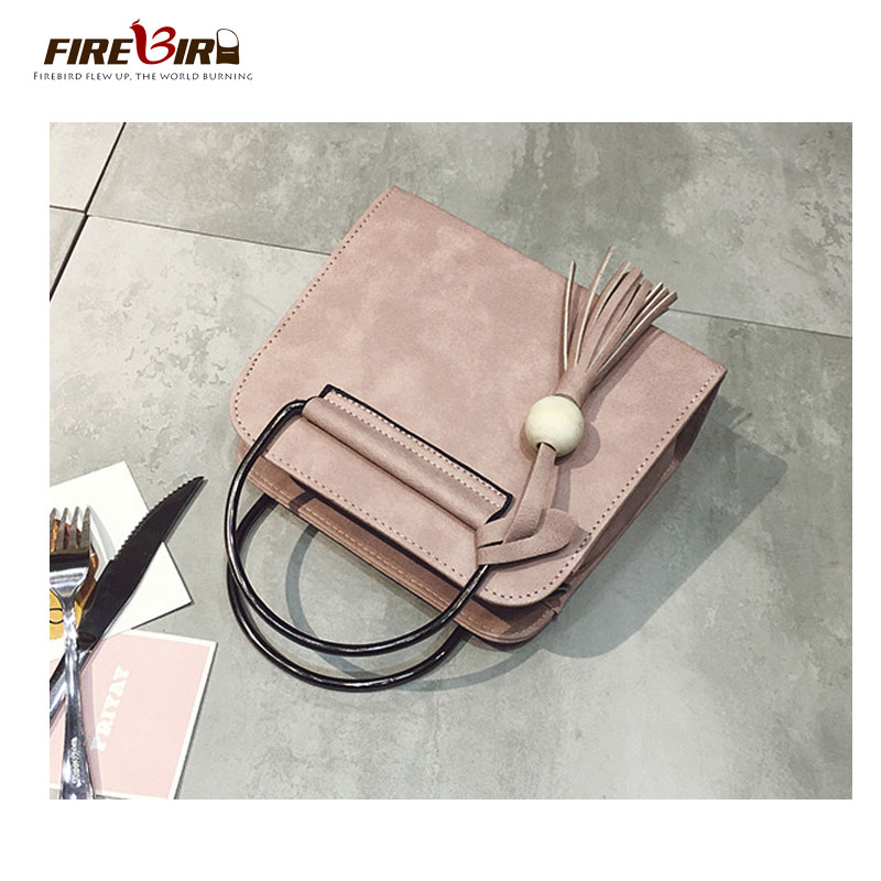 FIREBIRD Small handbag women shoulder bag PU leather messenger bags ladies hand bags Luxury design Female pouch FN83
