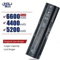 Bateria Do Portátil Para HP DV3 JIGU DM4 G4 G6 G7 G6-1000 Dv7-6000 Compaq Presario CQ42 CQ32 G42 G62 G72 MU06 593553-001