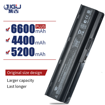 цена на JIGU Laptop Battery For HP DV3 DM4 G4 G6 G7 G6-1000 Dv7-6000 Compaq Presario CQ42 CQ32 G42 G62 G72 MU06 593553-001