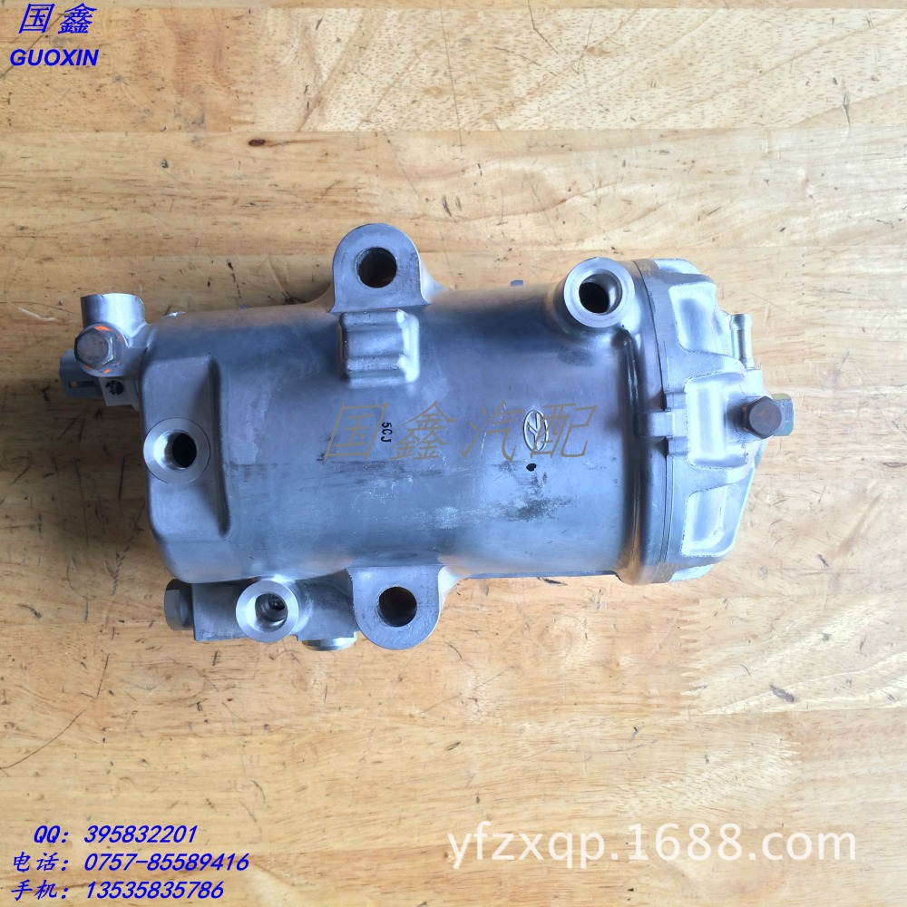 Guangqi Hino 700 supply fuel filter assembly fuel pre filter assembly 23300  E0131-in ATV Parts & Accessories from Automobiles & Motorcycles on ...