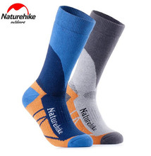 Naturehike Men Women Sports Outdoor Sock Quick-Drying Socks NatureHike Winter Thermal Skiing Hiking Cycling