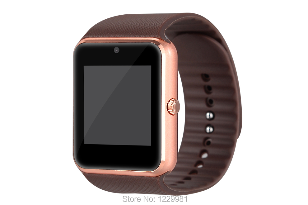 ФОТО GT08 PLUS Smart Watch Android 4.42 Support 3G network MTK6572 Wife 512MB RAM 4GB ROM Bluetooth4.0
