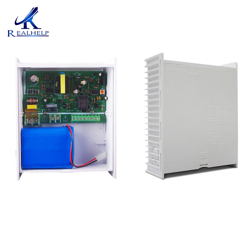 cheapest DC 12V 2A 3A 5A Power Supply with Backup Battery Interface RFID card Access Control System Switch Power Supply 100 220V