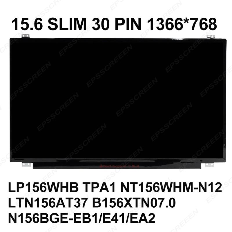 LAPTOP SCREEN 15 6 SLIM EDP PANEL 5 7548 15R 3542 G5 80 B50 40 EX2519